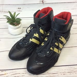 Adidas Tyrint Wrestling Sneakers, Size 11